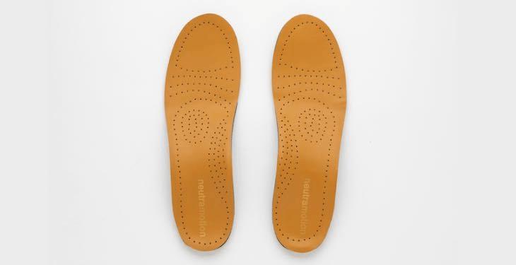 neutramotion 革靴用インソール