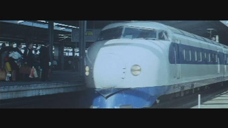 発掘!鉄道記録映像のメインビジュアル