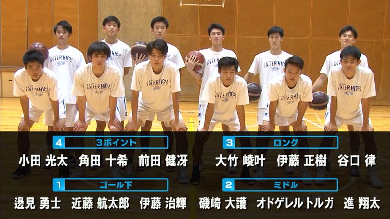 桐光学園高校 男子バスケ部(神奈川)