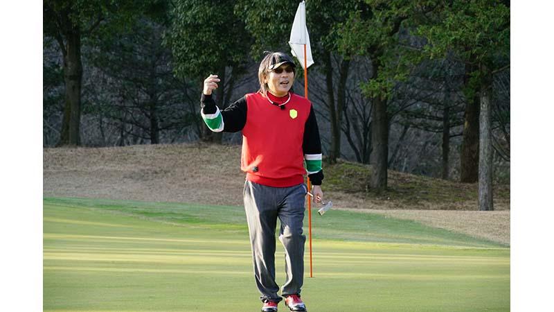 2月ゲストはLUNA SEA 真矢さん BS12「戦略のゴルフ」
