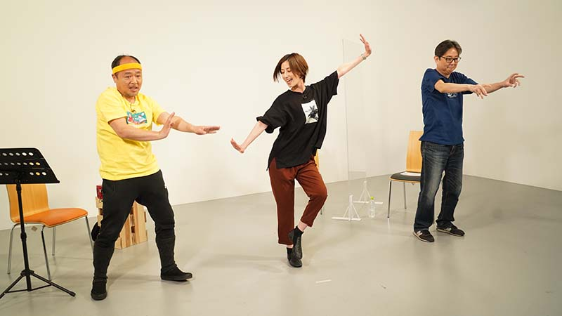 第87回「開講!ダンス教室」