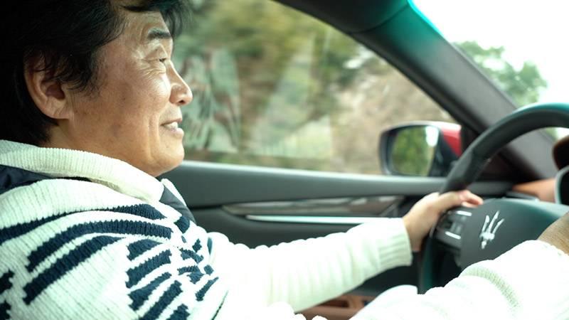 2017年3月31日(金)よる6時30分から放送開始 「『未来愛車』~11th future Maserati Ghibli~」 ~おもちゃコレクター・北原照久が、名車への愛を語る~のサムネイル