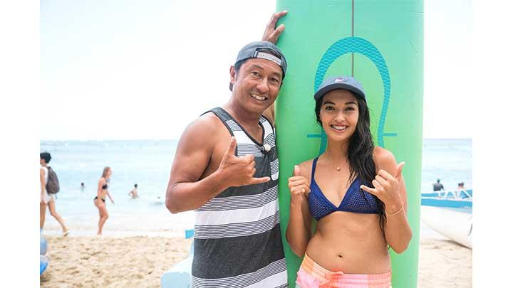 「ハワイに恋して!」×「111-HAWAII AWARD」 まこと&サーシャがスペシャルサポーターに就任! コラボ企画第1弾もスタート!のサムネイル