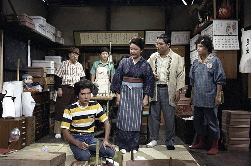 樹木希林・郷ひろみ、若き日の名作コメディドラマ「ムー一族」4月6日(月)よる7時~放送開始