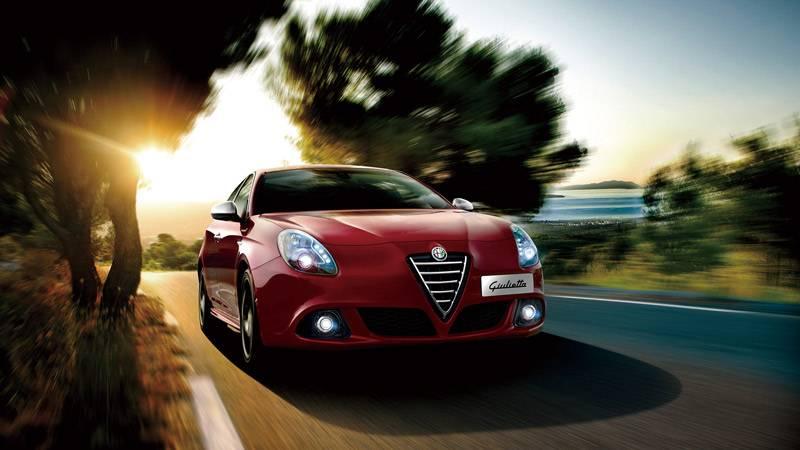 人気番組の第8弾「『未来愛車』8th future Alfa Romeo Giulietta~」を放送のサムネイル
