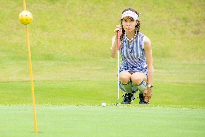 ゴルフ女子ヒロインバトル