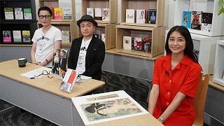 和田彩花の美術愛が炸裂!9月4日(金)BS12「BOOKSTAND.TV」のサムネイル
