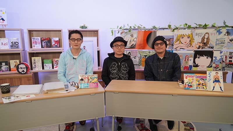 #269【伝説の漫画家・江口寿史が登場!】
