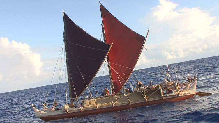 Aloha! 未来 ~ハワイの心、ホクレア号日本へ~のメインビジュアル