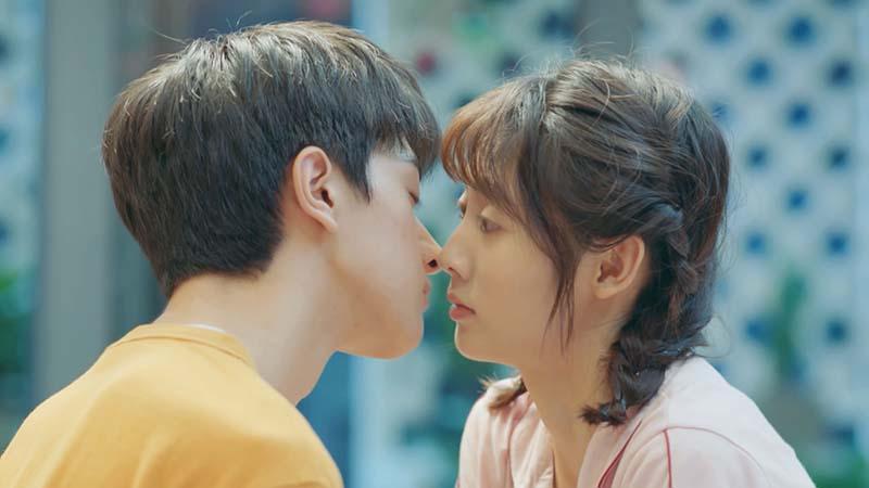 第10話 夢の中のキス