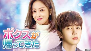 韓国ドラマ「ボクスが帰ってきた」のサムネイル