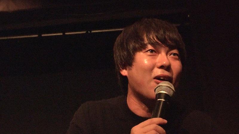 BS12スペシャル「村本大輔はなぜテレビから消えたのか?」