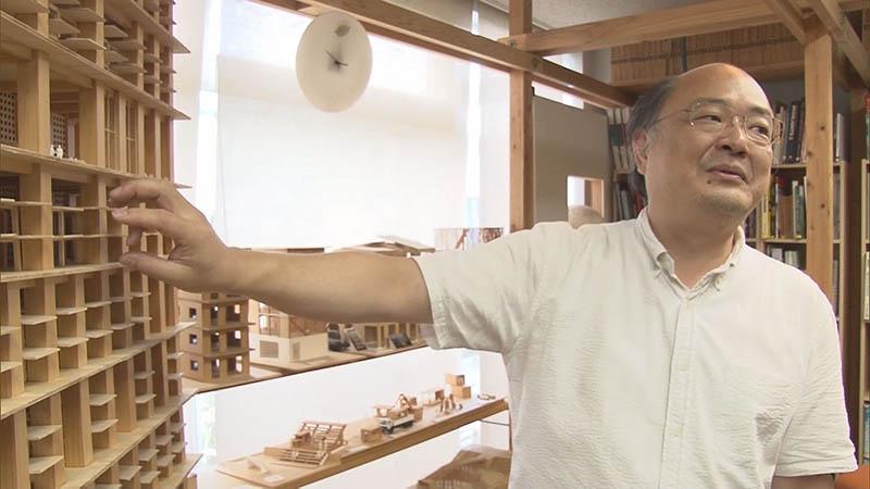 都市木造化計画~森の再生~