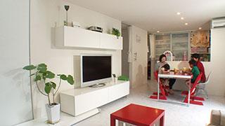 住宅革命 ~新発想の家-casa cube-