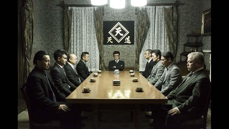 映画「CONFLICT ~最大の抗争~ 第一章 勃発編」