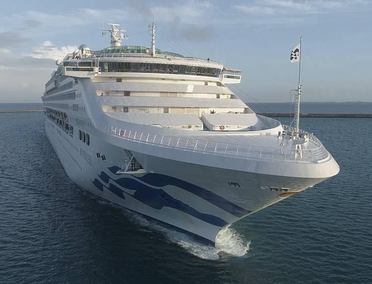 クルーズ・ザ・ワールド10 ~プレミアム客船で巡るアジアクルーズ~のメインビジュアル
