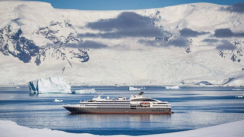 クルーズ・ザ・ワールド11 ~ラグジュアリー客船で行く南極クルーズ~