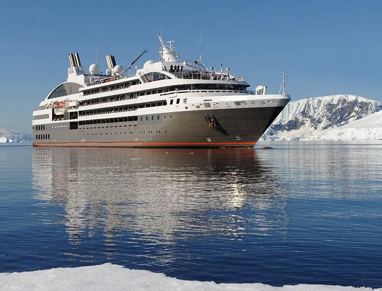 クルーズ・ザ・ワールド11 ~ラグジュアリー客船で行く南極クルーズ~のメインビジュアル