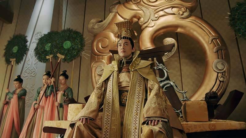 中国ドラマ「大唐見聞録 皇国への使者」のあらすじ・ストーリー