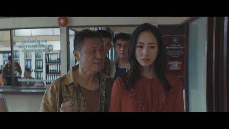 第6話 容疑者 林黙(リン・モー)