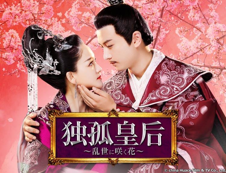 中国ドラマ「独孤皇后~乱世に咲く花~」のトップイメージ