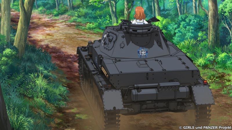 #2 戦車、乗ります!