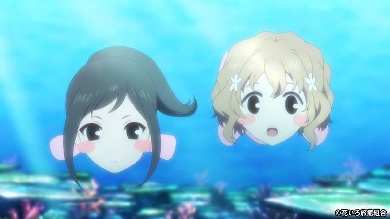 #18 人魚姫と貝殻ブラ