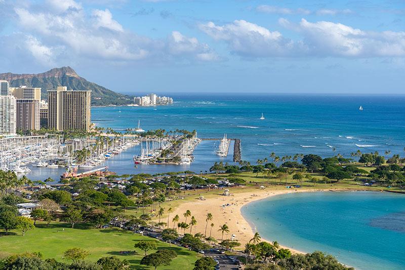 おのののか&ボイメン小林豊がリモート出演 ハワイ最新スポットに大興奮!(収録後コメントあり) BS12『ハワイに恋して!』のサムネイル