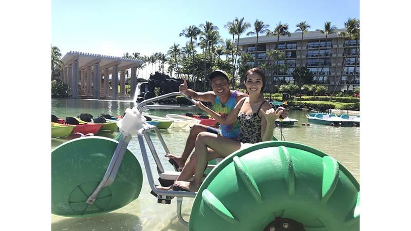 #70「一度は泊まりたい! ハワイ島の極上リゾート<ヒルトン・ワイコロア・ビーチリゾート>」
