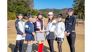 阿部桃子、2度目の出演!バトルは番組初の結末に!?「ゴルフ女子ヒロインバトル」2021年1月3日(日)ひる1時30分のサムネイル