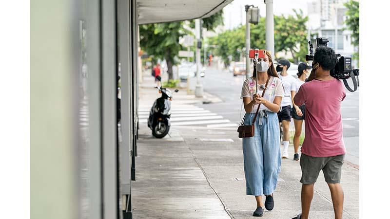 #57「サーシャのリモート散歩第二弾!絶対行った気になれる!キングストリート散策」