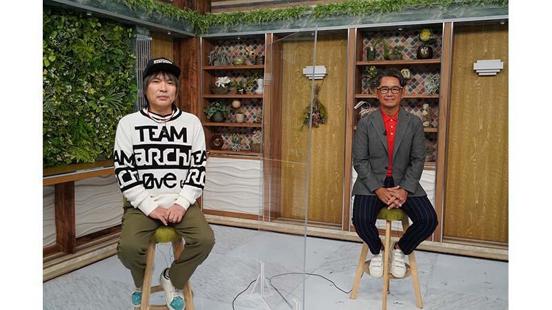 東京ドームより緊張する!? 2月ゲストはLUNA SEA 真矢さん BS12「戦略のゴルフ」のサムネイル