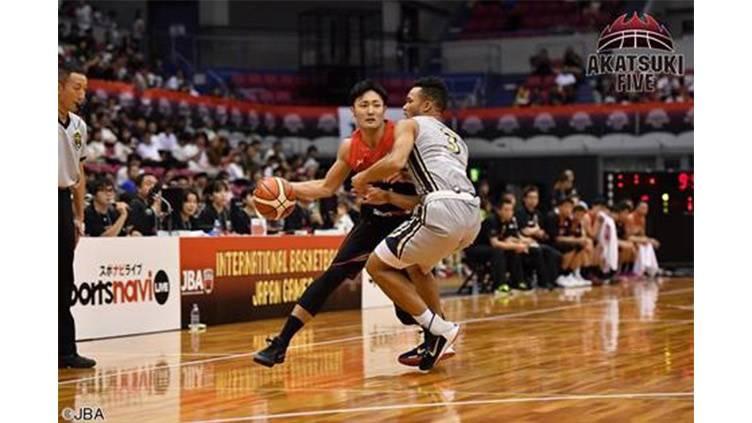 東アジアバスケットボール選手権大会 2017「日本×韓国」のサムネイル