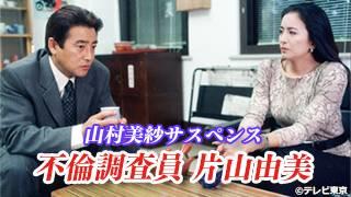 山村美紗サスペンス「不倫調査員 片山由美」のサムネイル