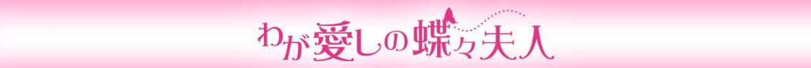 韓国ドラマ「わが愛しの蝶々夫人」メインビジュアル