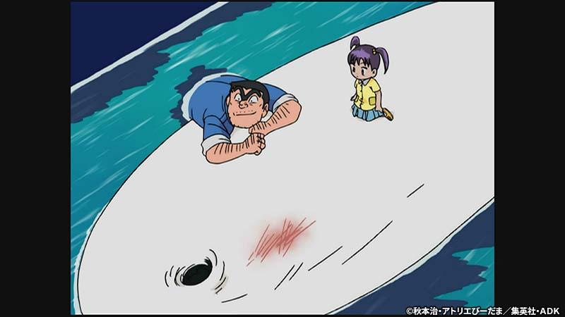 シートン探検隊!隅田川の誓い~思い出の白い鯨を探せ!(前編・後編)