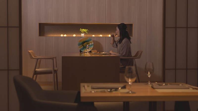 #23 「ホテルカンラ京都」