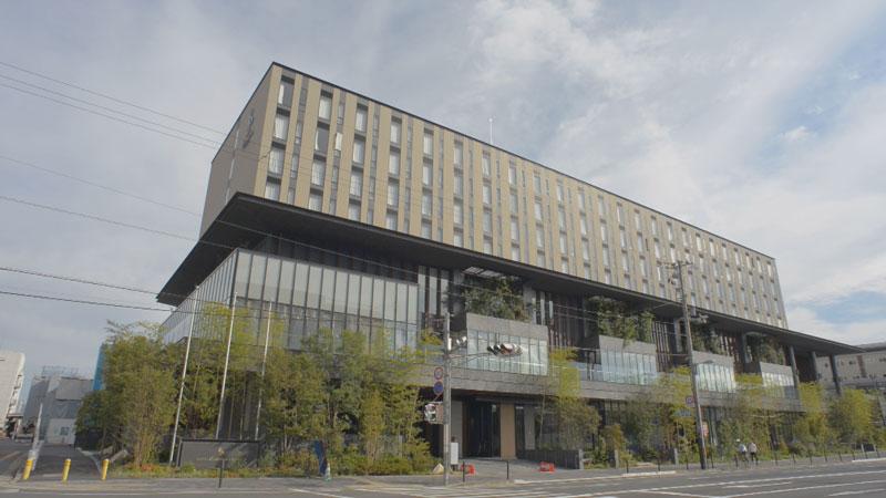 #24「ホテルエミオン京都」