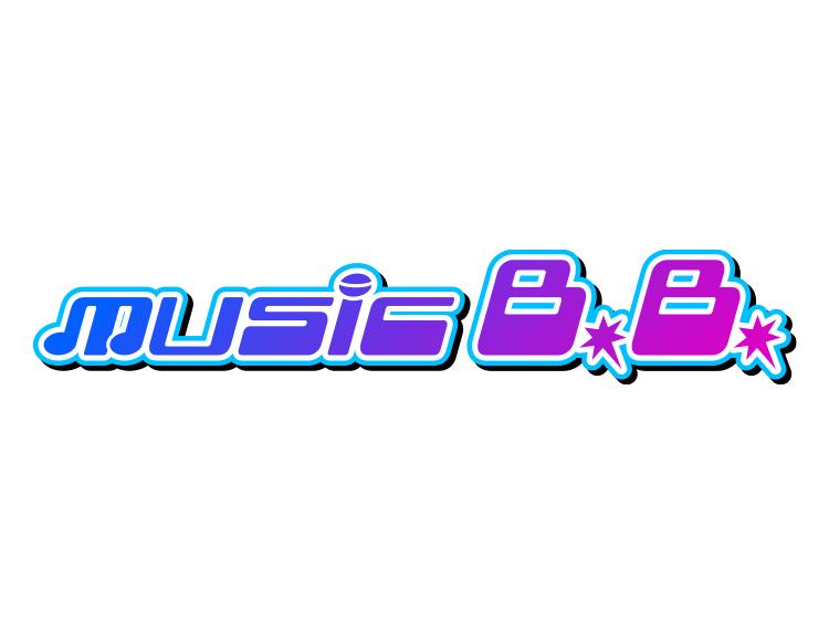 MUSIC B.B.のメインビジュアル