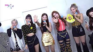 火曜ゴールデンタイムへ移動! 10/27(火)は ❝TWICEの妹分❞ ITZY登場 K-POP番組「ミュージックバンク」BS12で無料テレビ放送のサムネイル