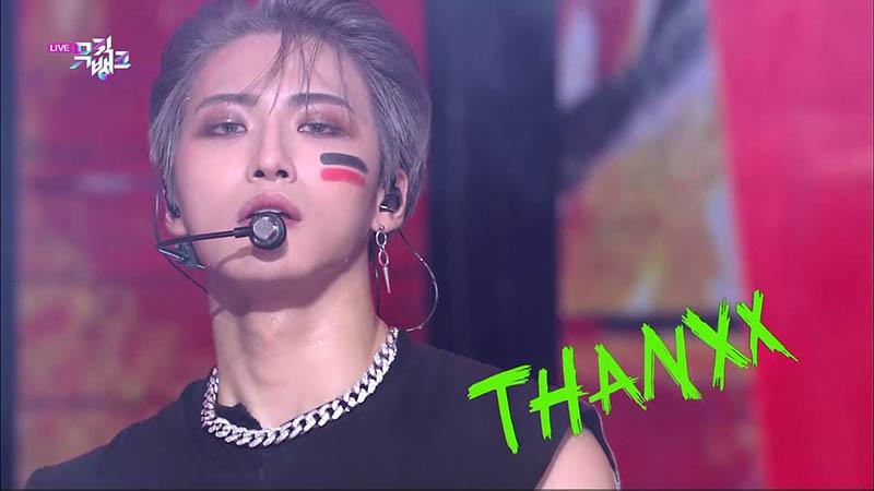 ミュージックバンク#1042(韓国放送2020年8月28日)