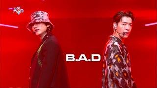 ミュージックバンク#1044(韓国放送2020年9月11日)
