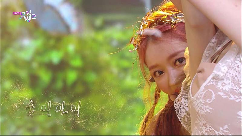 ミュージックバンク#1045(韓国放送2020年9月18日)