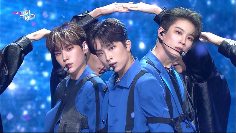 ミュージックバンク#1046(韓国放送2020年9月25日)
