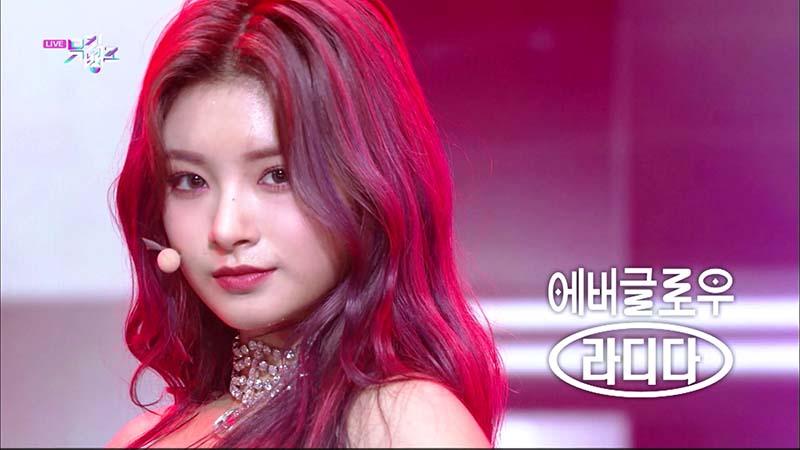 ミュージックバンク#1047(韓国放送2020年10月9日)