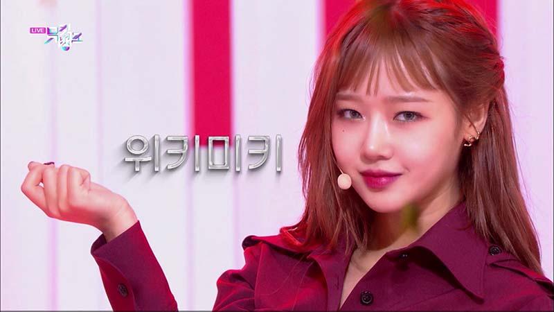 ミュージックバンク#1047(韓国放送2020年10月9日)c