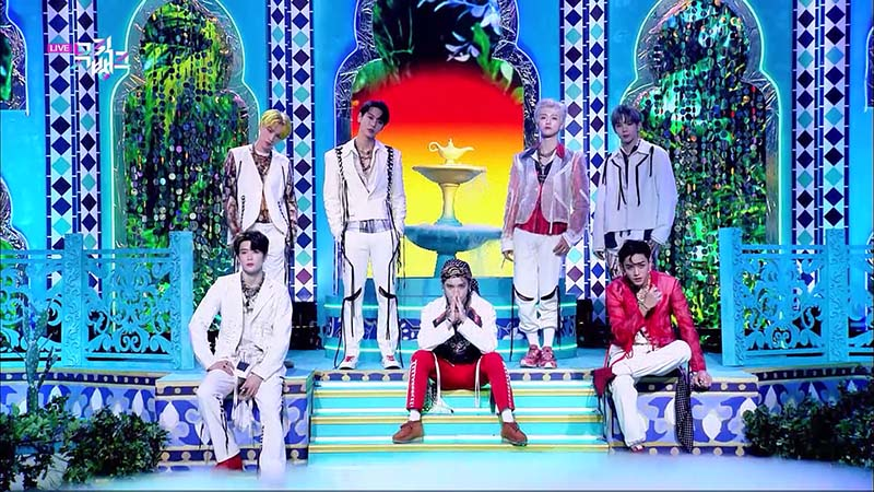 ミュージックバンク#1048(韓国放送2020年10月16日)