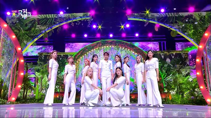 ミュージックバンク#1049(韓国放送2020年10月23日)