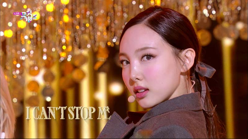ミュージックバンク#1050(韓国放送2020年10月30日)
