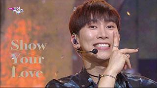 ミュージックバンク#1053(韓国放送2020年11月20日)